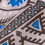 aztec-cotton-bedsheet-blue-buy-online