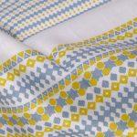 broad-border-cotton-bedsheet-yellow-buy-online