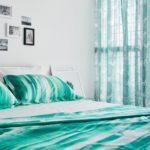 Textura Brushstroke Bedsheet – Green