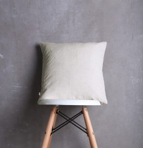 Linen Blend Cushion Cover