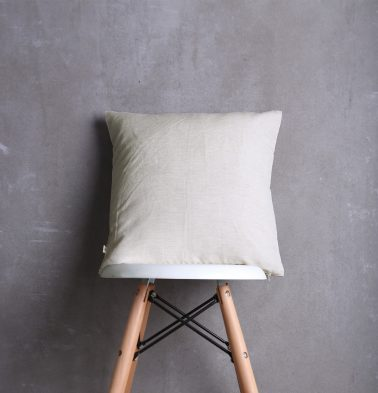 Linen Blend Cushion Cover