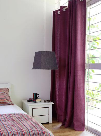 Buy custom cotton curtains online