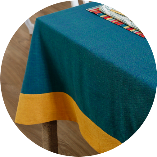 Table Cloth and Placemats